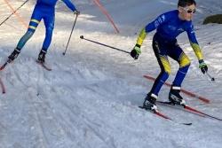 Ski cross Février 2021